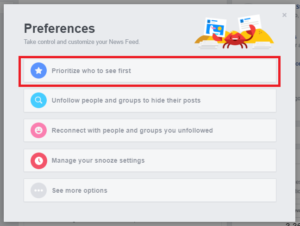 Are You Taking Advantage of Facebook's See First Feature?